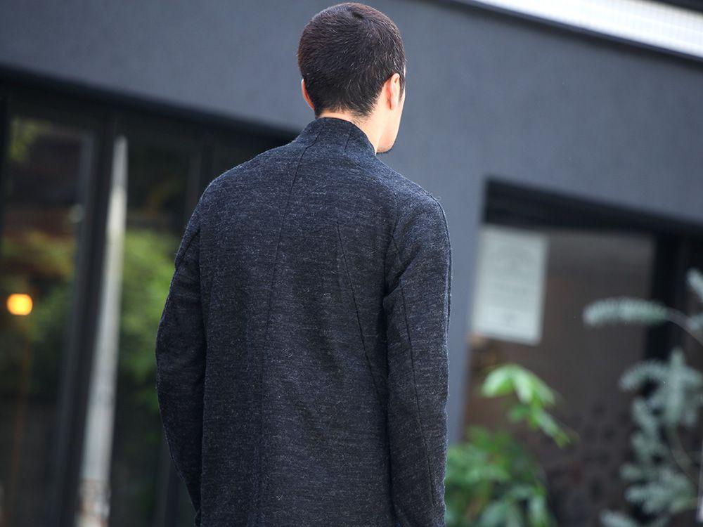 D.HYGEN Norwegian wool Bonding cardigan Style - 2-003