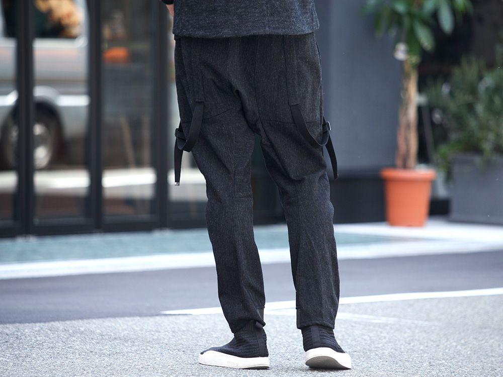 D.HYGEN Norwegian wool Bonding cardigan Style - 3-002