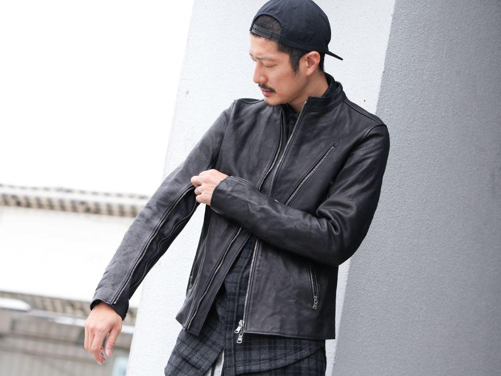 RIPVANWINKLE【 NEL LAYER SHIRTS 】STYLE !!! - 2-003