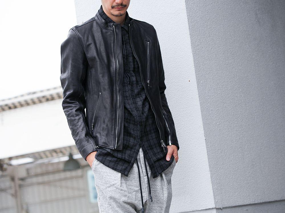 RIPVANWINKLE【 NEL LAYER SHIRTS 】STYLE !!! - 2-004