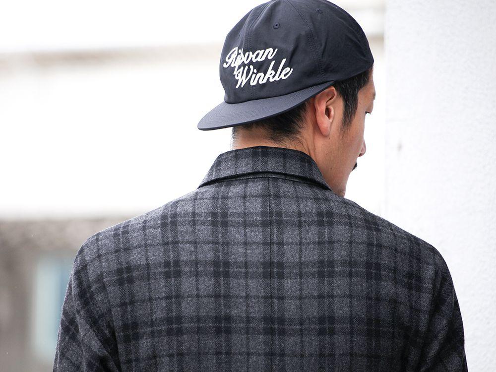 RIPVANWINKLE【 NEL LAYER SHIRTS 】STYLE !!! - 3-005