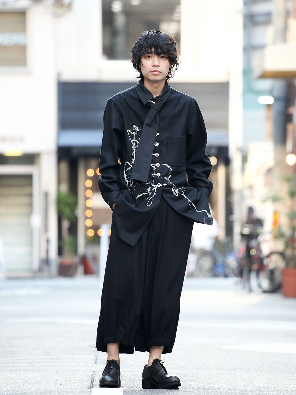 Yohji Yamamoto 19-20AW collection New Arrivals!! - 1-001