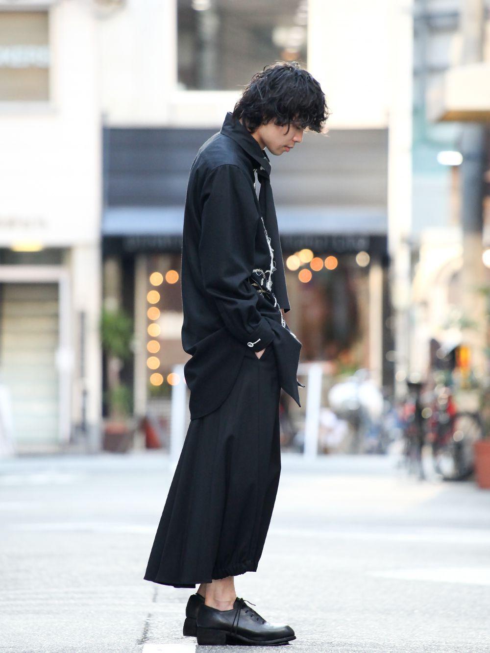 Yohji Yamamoto 19-20AW collection New Arrivals!! - 1-002