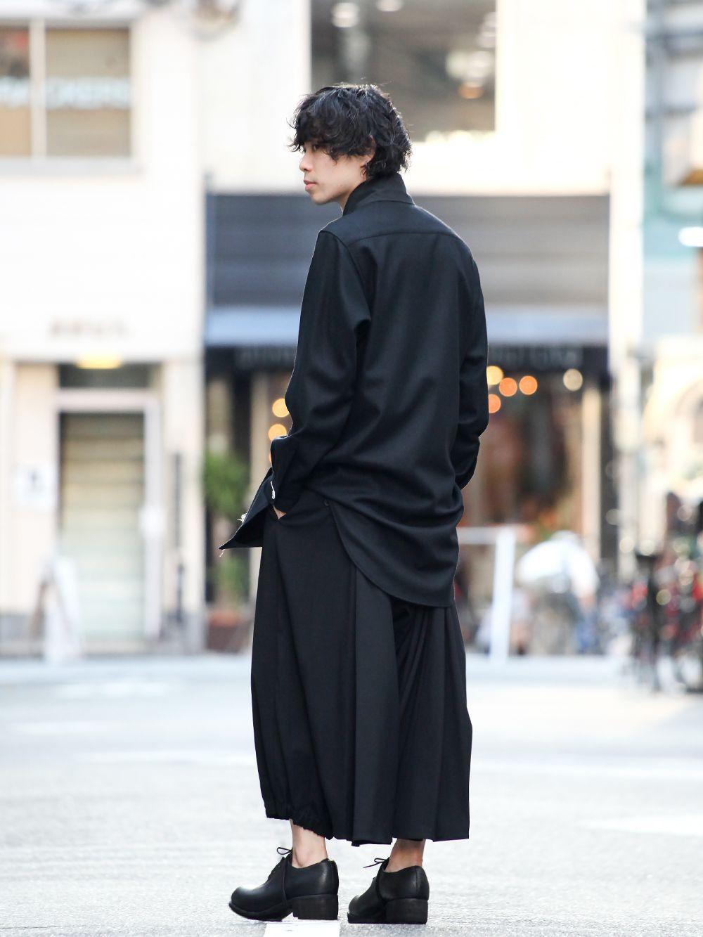 Yohji Yamamoto 19-20AW collection New Arrivals!! - 1-003