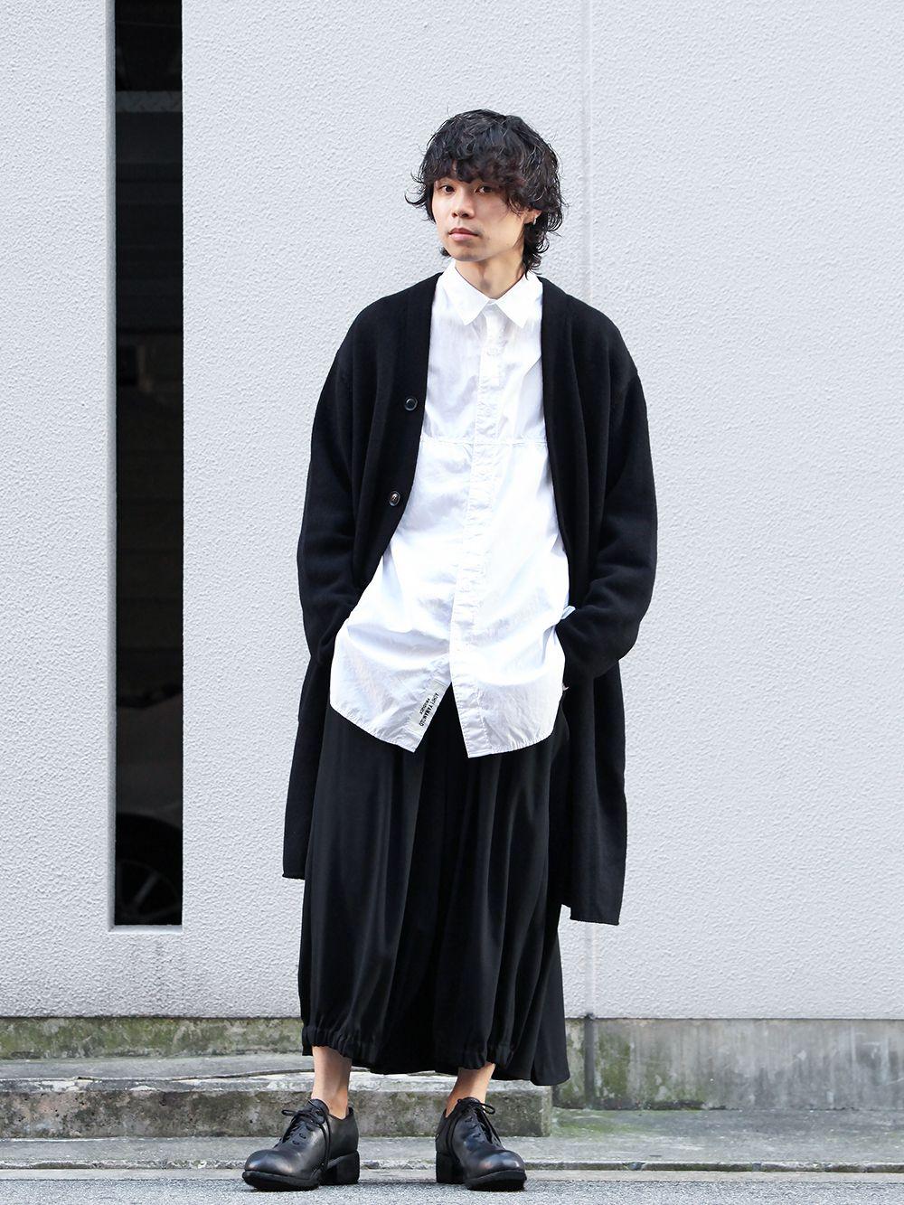 Yohji Yamamoto 19-20AW collection New Arrivals!! - 2-001