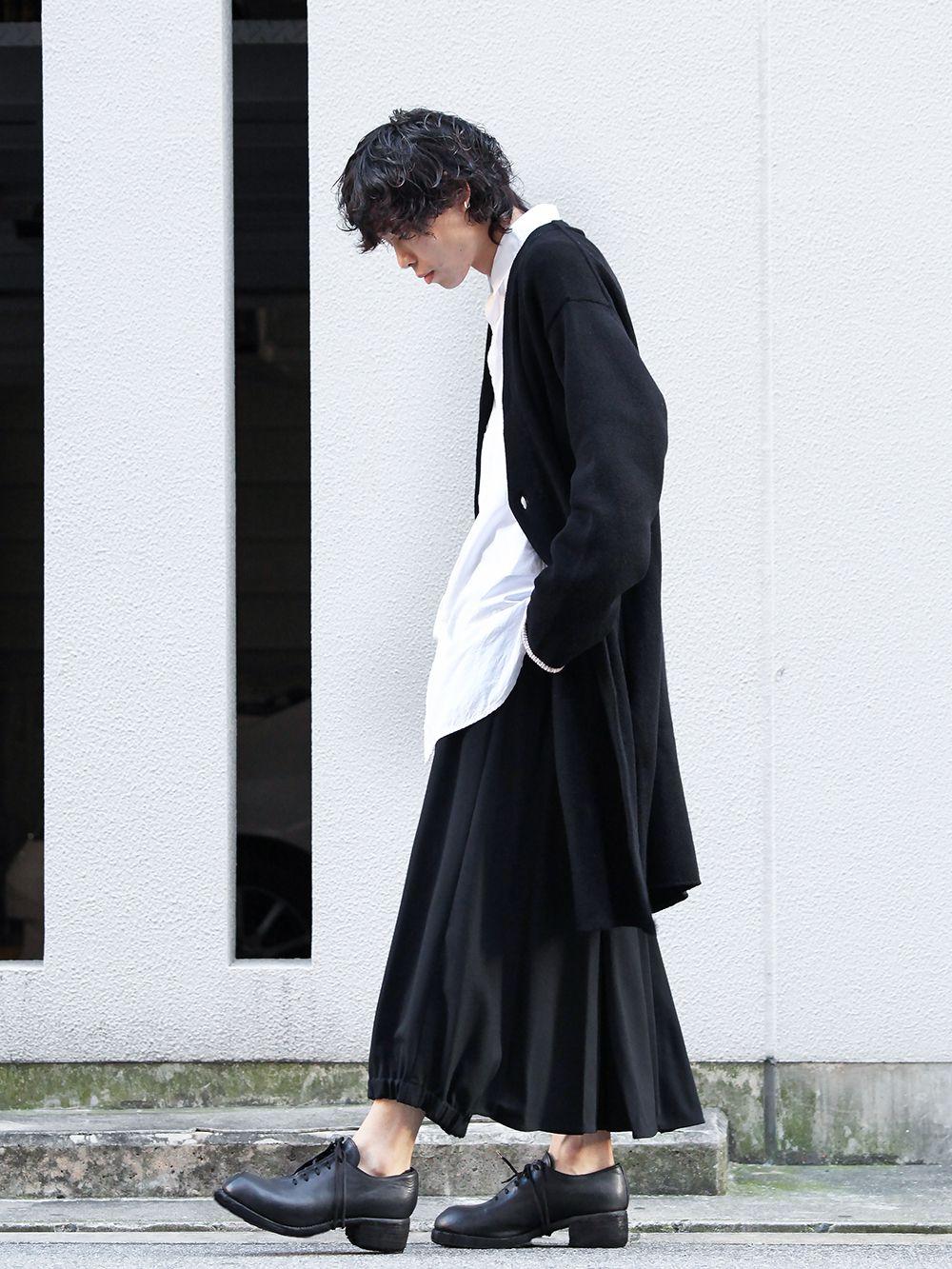 Yohji Yamamoto 19-20AW collection New Arrivals!! - 2-002