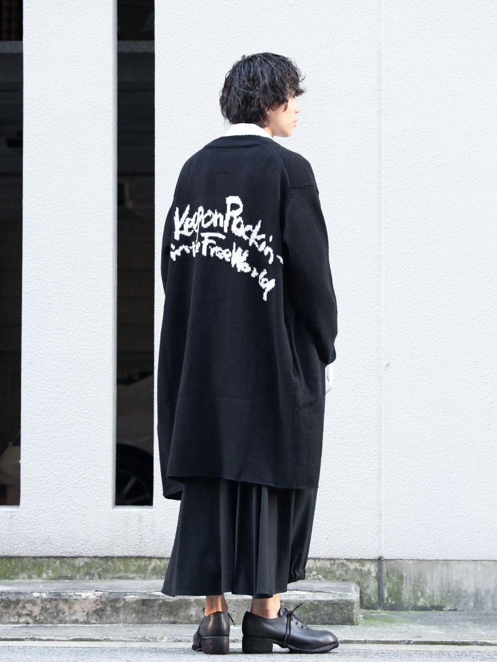 Yohji Yamamoto 19-20AW collection New Arrivals!! - 2-003