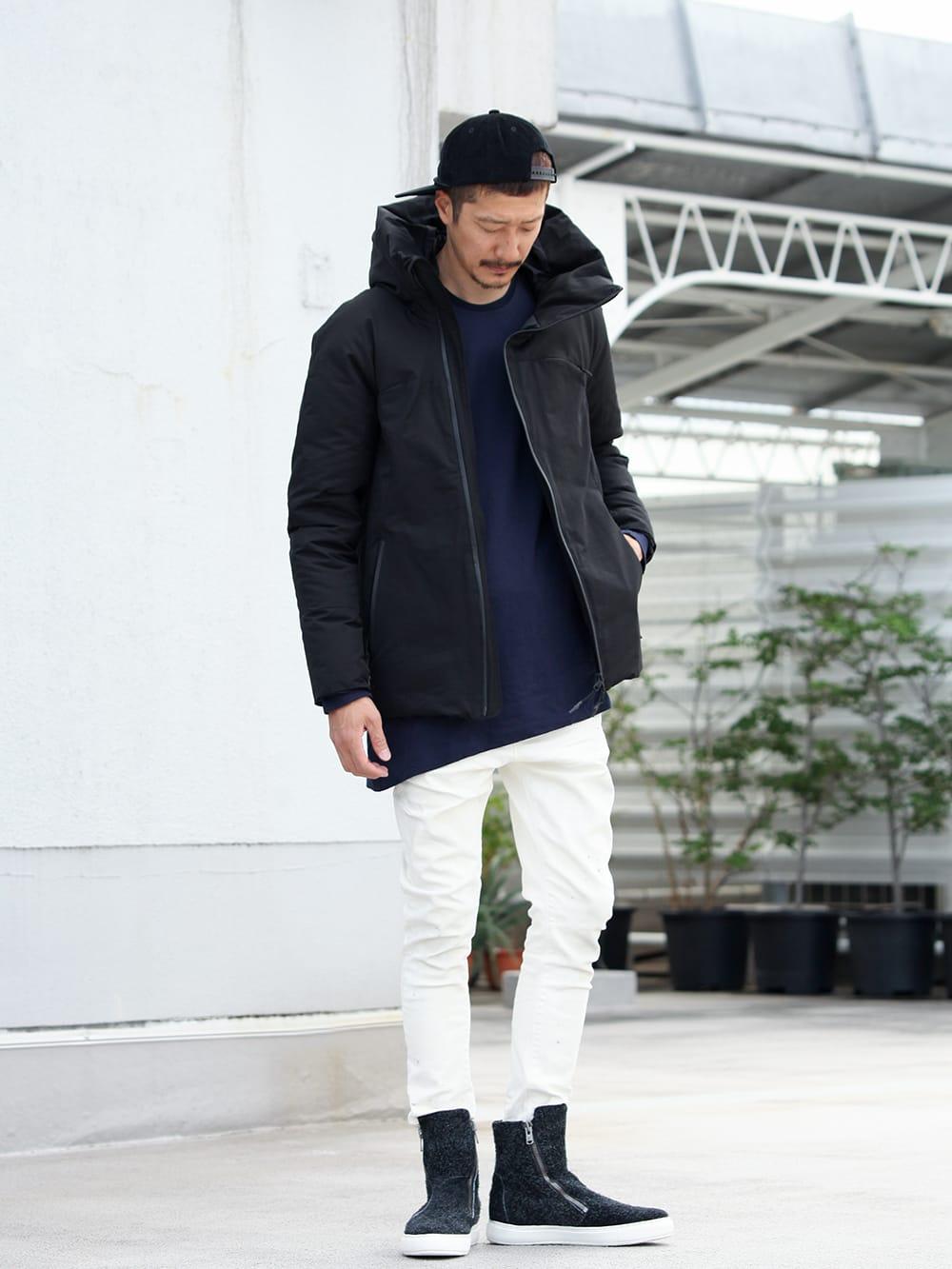 .LOGY Kyoto RIPVANWINKLE PRE 20SS【 DOWN JACKET SAMPLE 】DUST JEANS STYLING!!! - 2-008