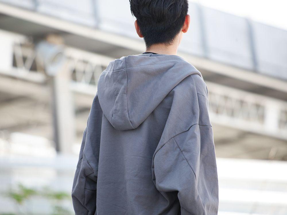 .LOGY kyoto 19-20AW JULIUS  【D.A. BALLOON HOODIE】STREET STYLE!! - 2-005