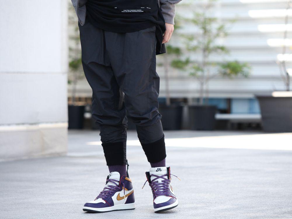 .LOGY kyoto 19-20AW JULIUS  【D.A. BALLOON HOODIE】STREET STYLE!! - 3-001