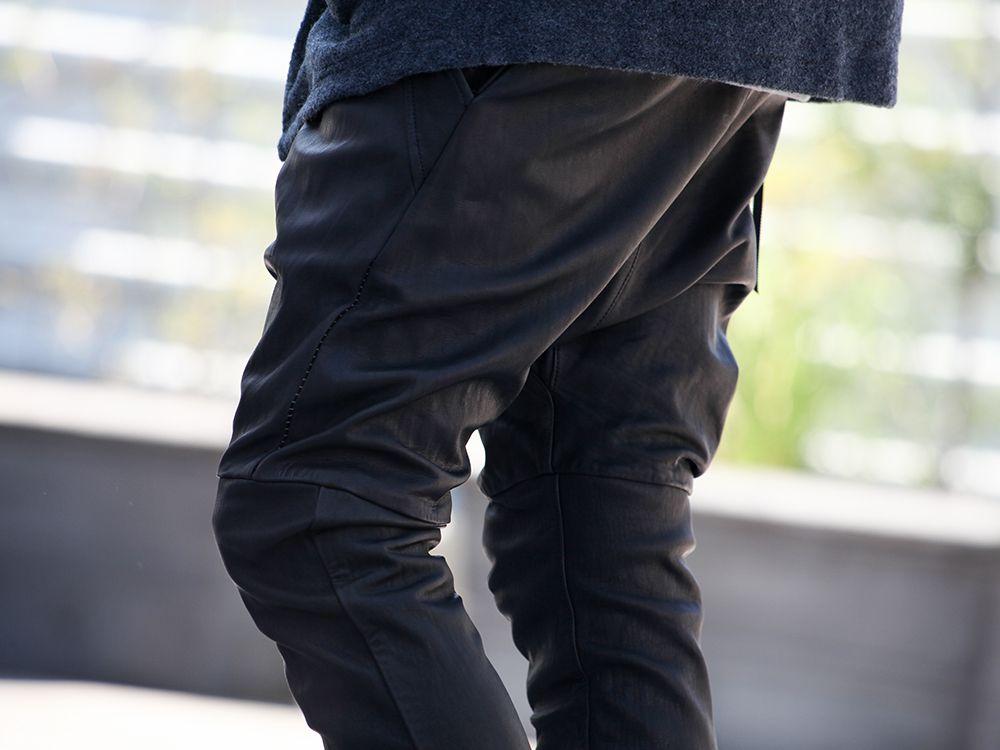 .LOGY kyoto RIPVANWINKLE  [ MOTORCYCLE LEATHER PANTS ] STYLING!!! - 4-004