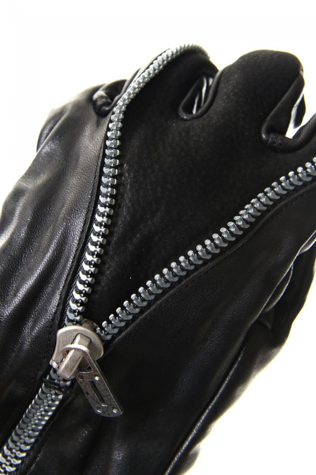 D.HYGEN 19-20AW Leather Gloves Collection - 1-002