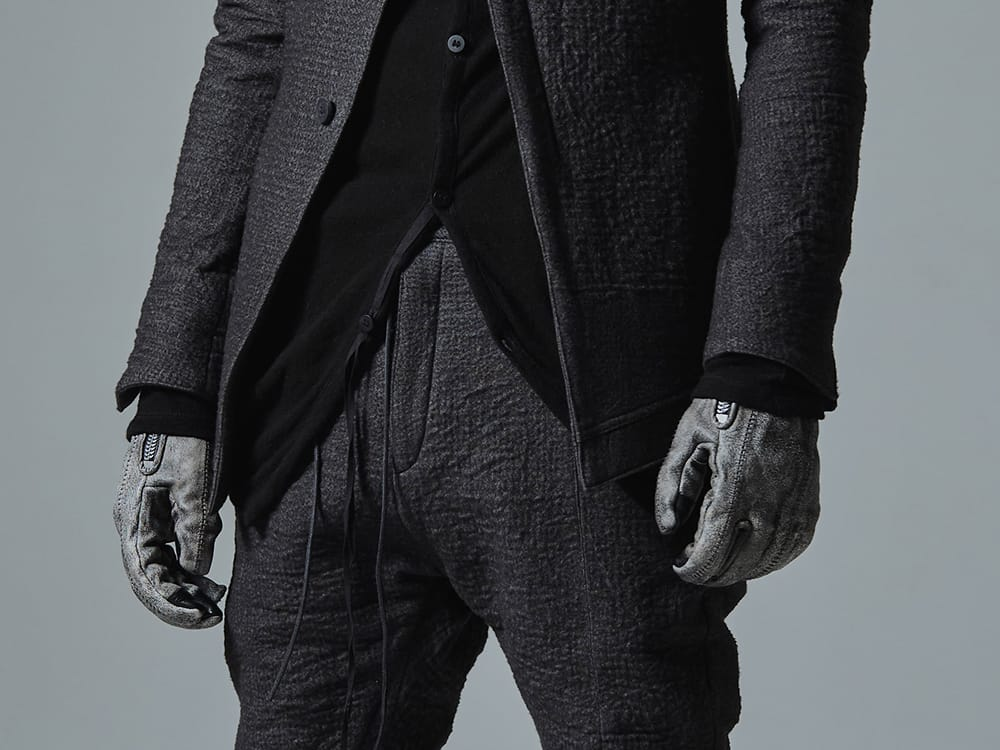 D.HYGEN 19-20AW Leather Gloves Collection - 2-002