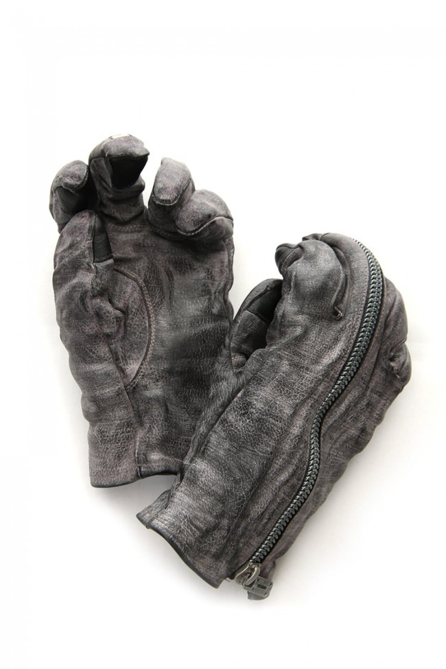 D.HYGEN 19-20AW Leather Gloves Collection - 2-001