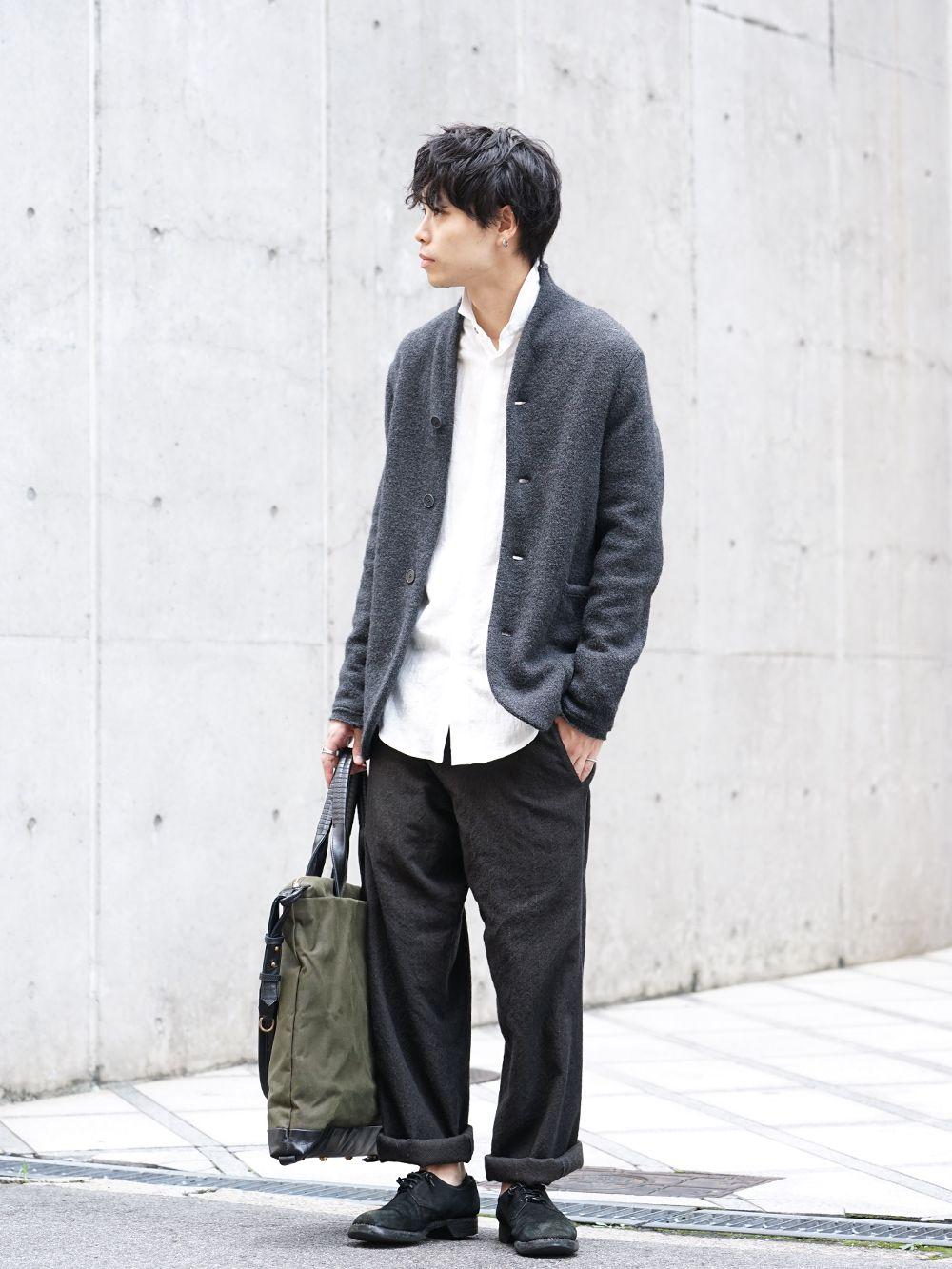 hannibal 19-20AW Autumn Knit Jacket Style - 1-001