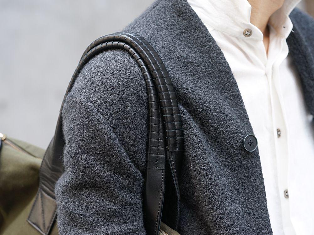 hannibal 19-20AW Autumn Knit Jacket Style - 2-004