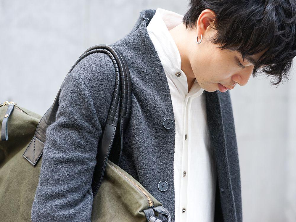 hannibal 19-20AW Autumn Knit Jacket Style - 2-005