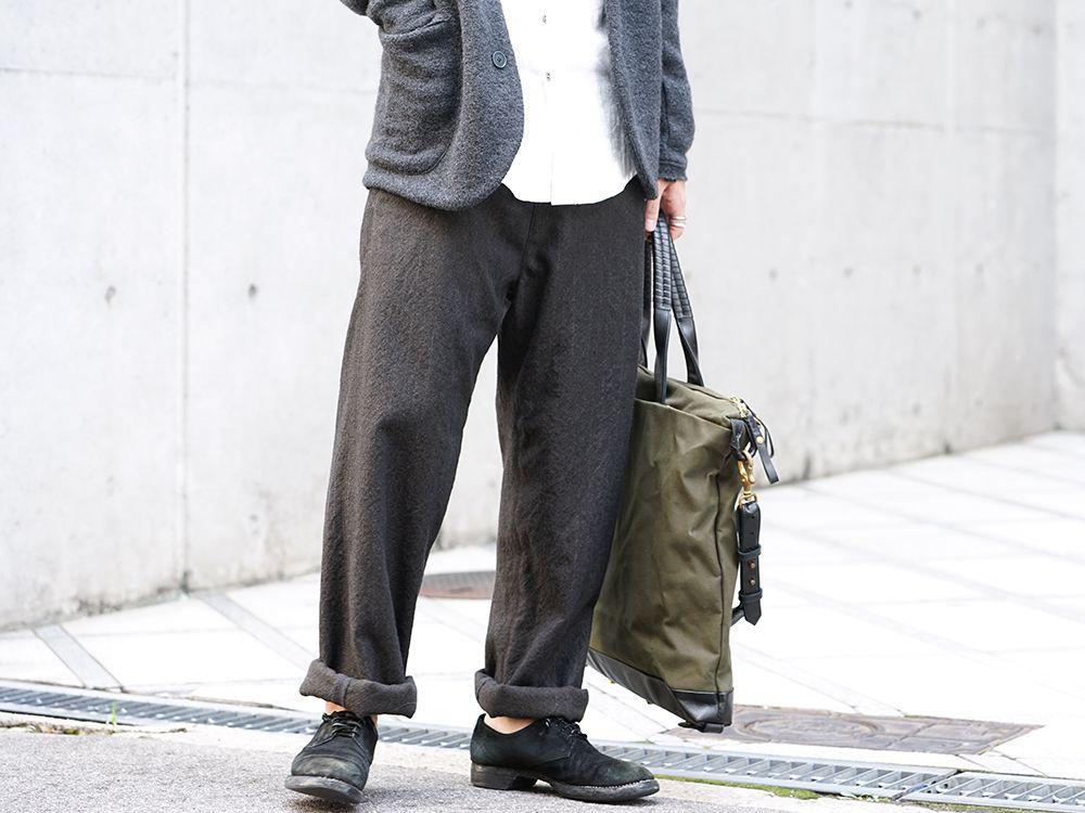 hannibal 19-20AW Autumn Knit Jacket Style - 3-001