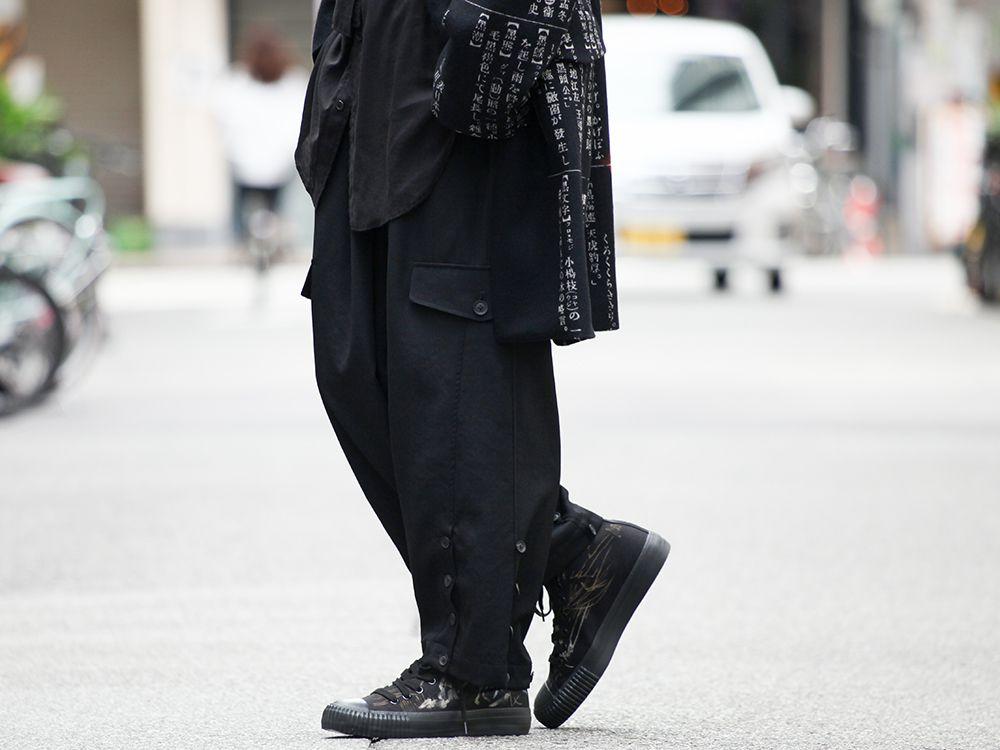 Yohji Yamamoto Asymmetry Dictionary Jacket Style - 3-003