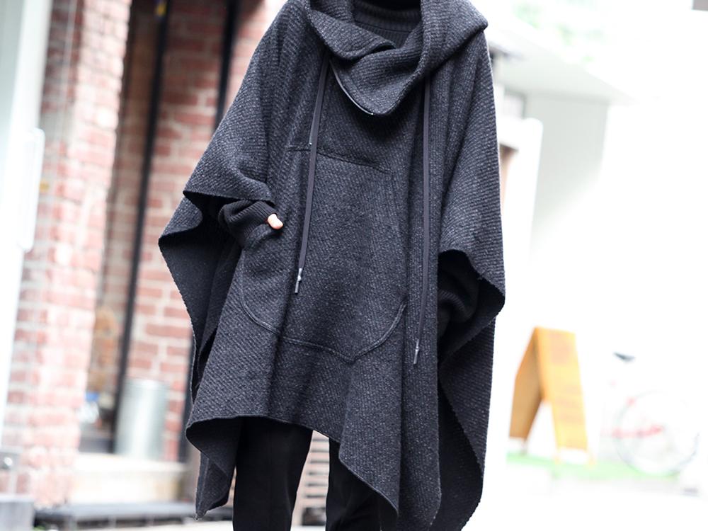 nude:masahiko maruyama & The Viridi-anne 19aw PONCHO Styling!! - 2-002