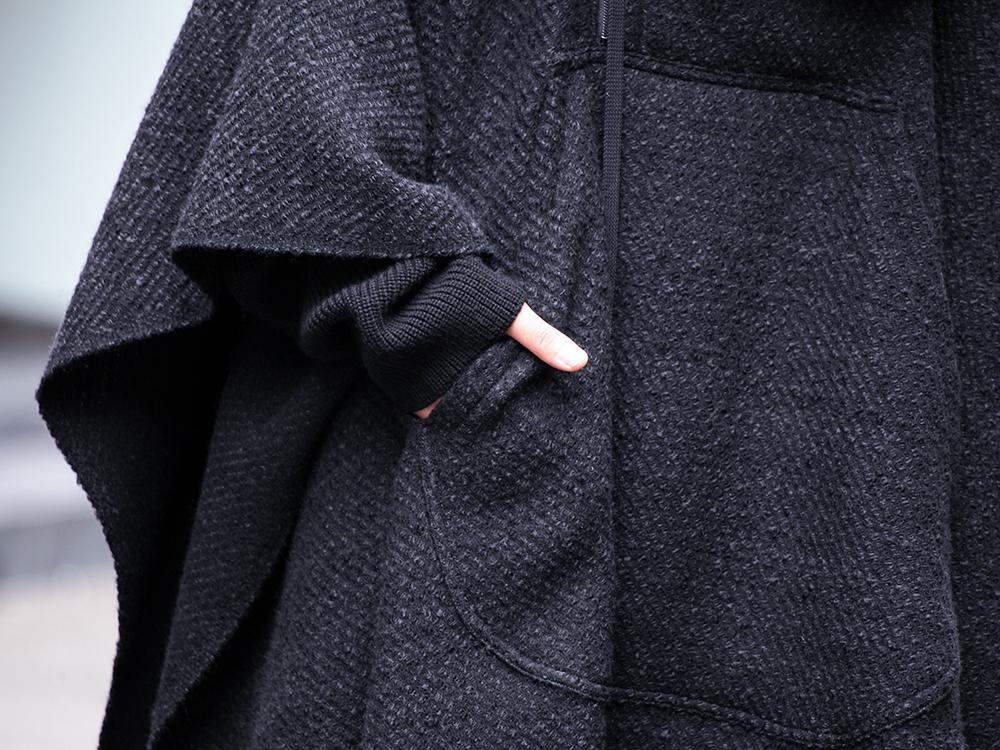 nude:masahiko maruyama & The Viridi-anne 19aw PONCHO Styling!! - 2-005