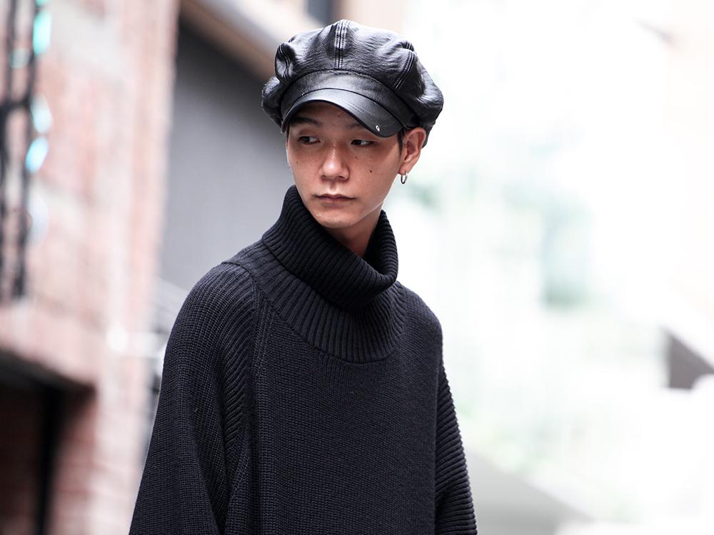 nude:masahiko maruyama & The Viridi-anne 19aw PONCHO Styling!! - 3-003