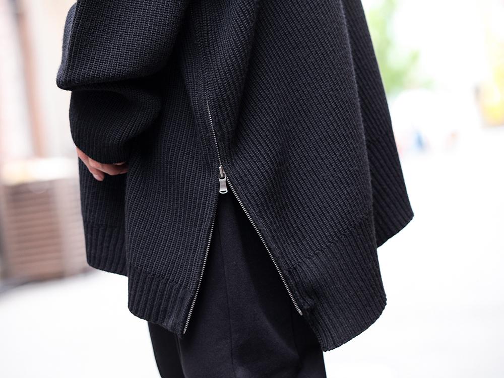 nude:masahiko maruyama & The Viridi-anne 19aw PONCHO Styling!! - 3-006