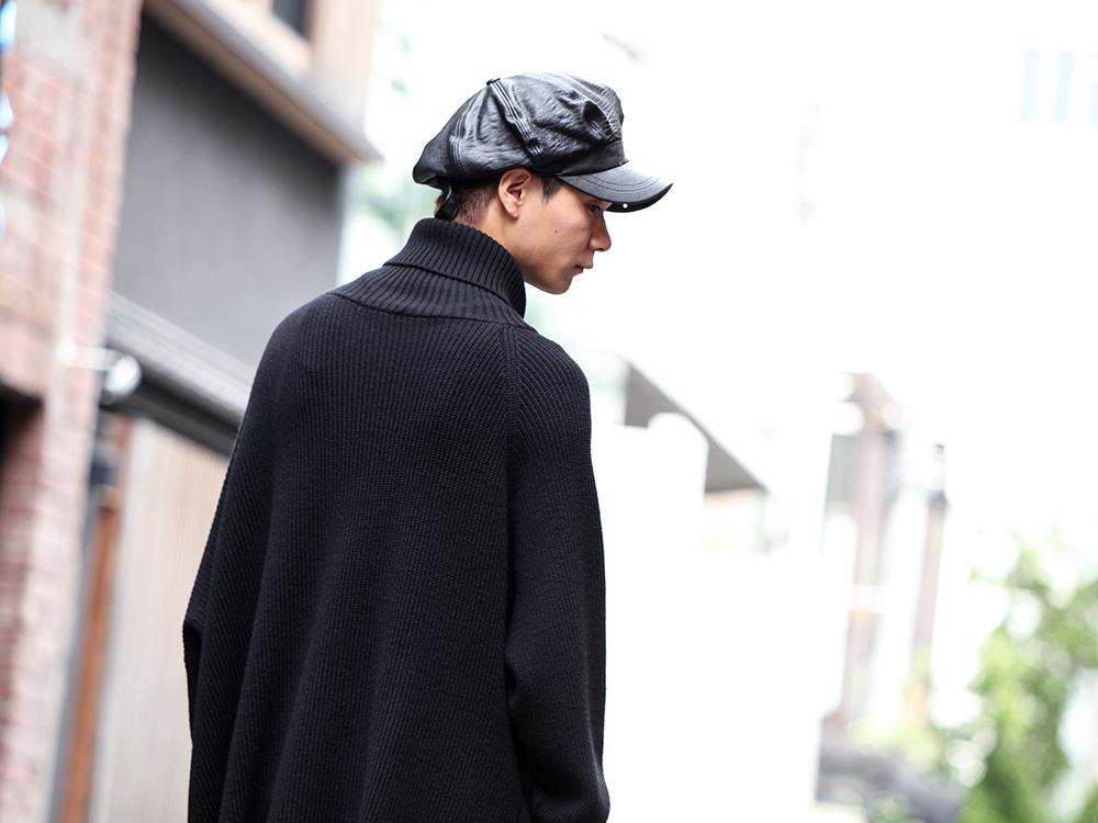 nude:masahiko maruyama & The Viridi-anne 19aw PONCHO Styling!! - 3-007
