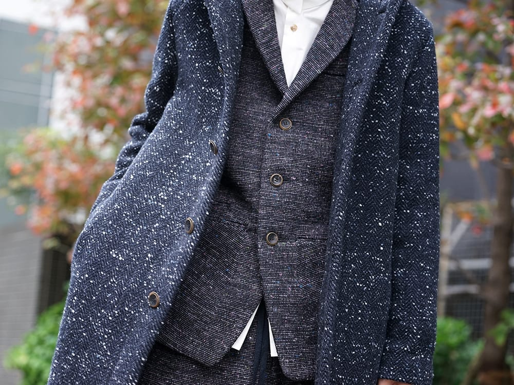 individual sentiments 19-20AW Tweed Style - 2-004