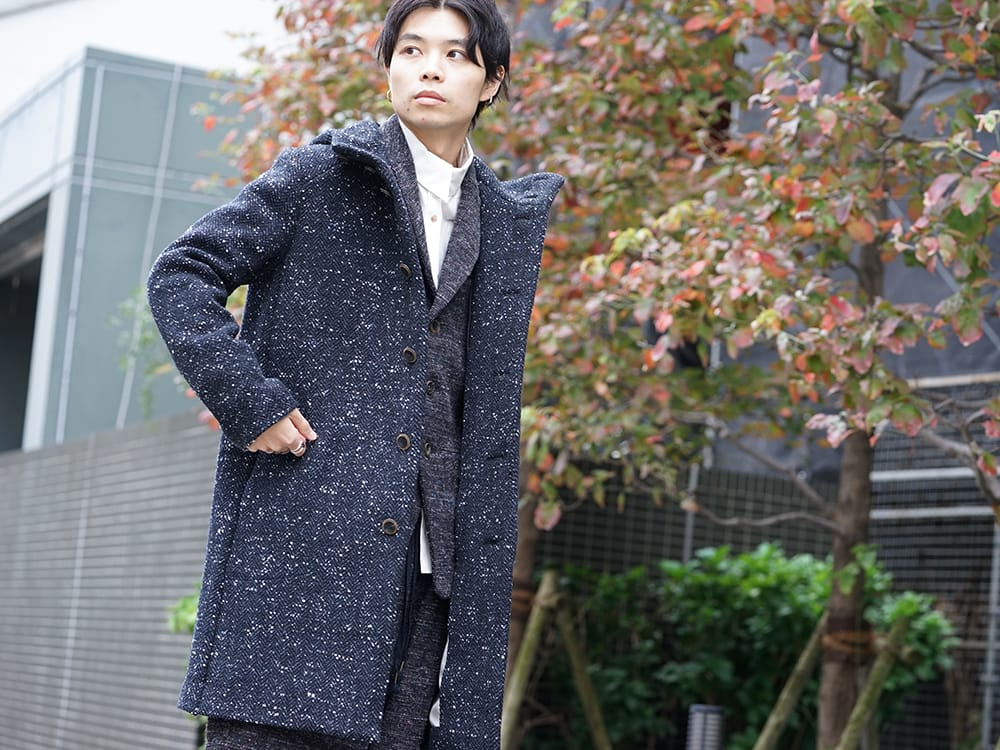 individual sentiments 19-20AW Tweed Style - 2-006