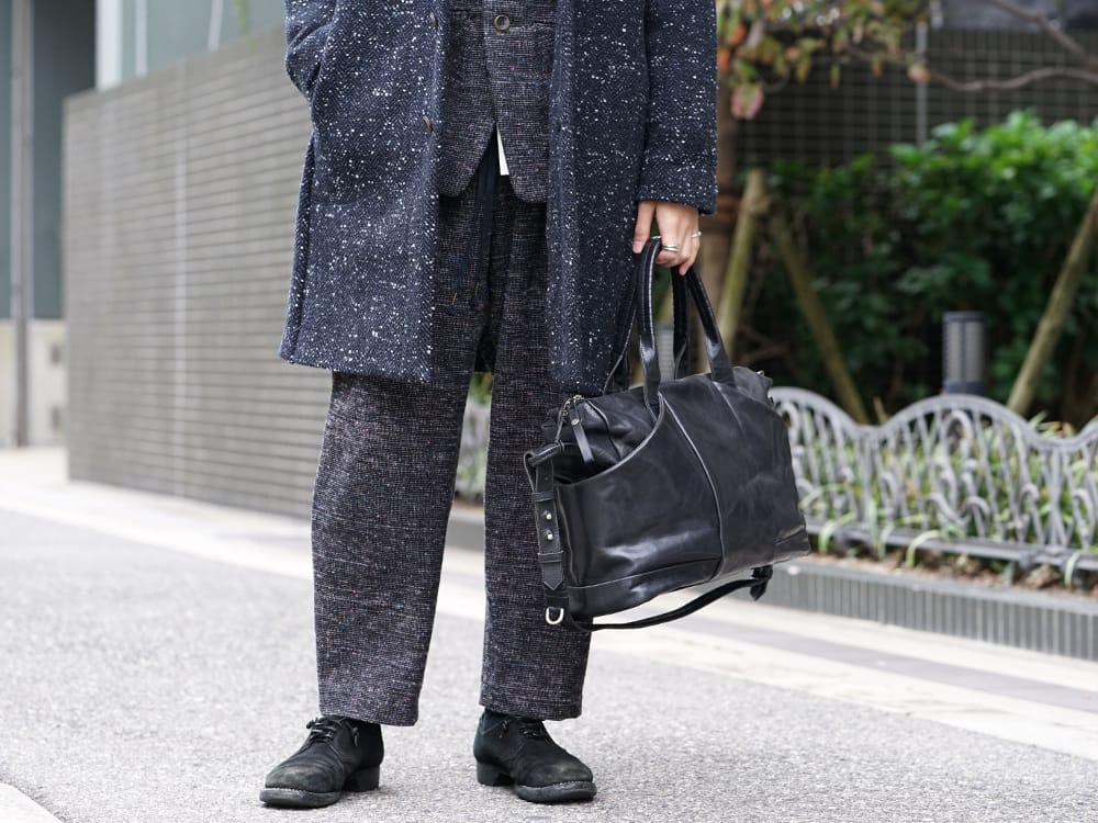 individual sentiments 19-20AW Tweed Style - 3-001