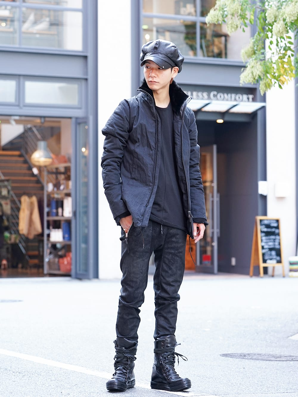 D.Hygen & 11 byBBS 19aw All Black New Styling!! - 1-001