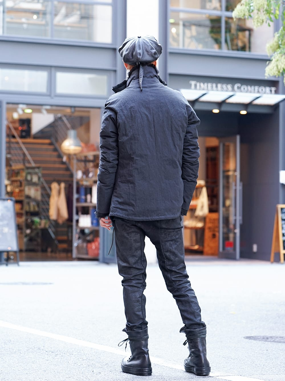 D.Hygen & 11 byBBS 19aw All Black New Styling!! - 1-003