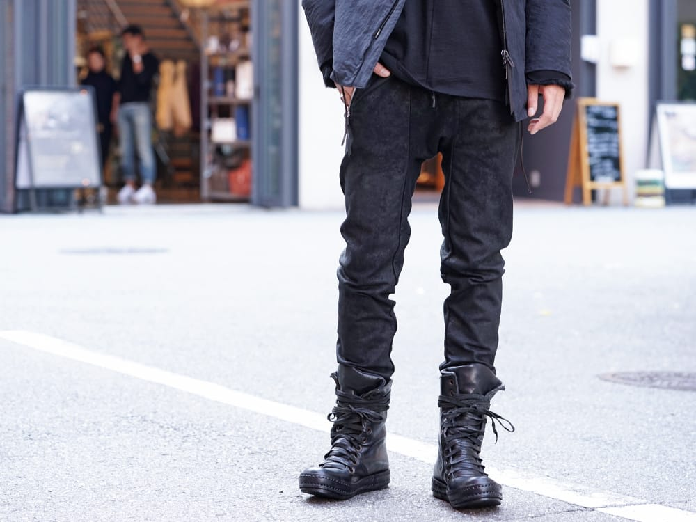 D.Hygen & 11 byBBS 19aw All Black New Styling!! - 3-001