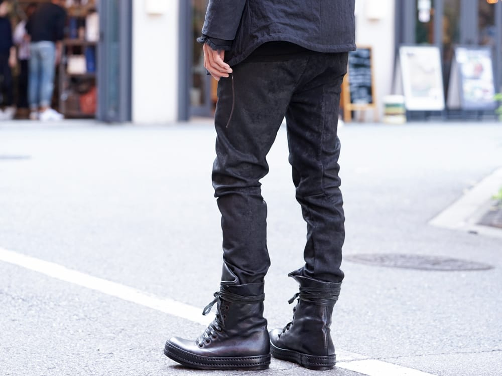 D.Hygen & 11 byBBS 19aw All Black New Styling!! - 3-002