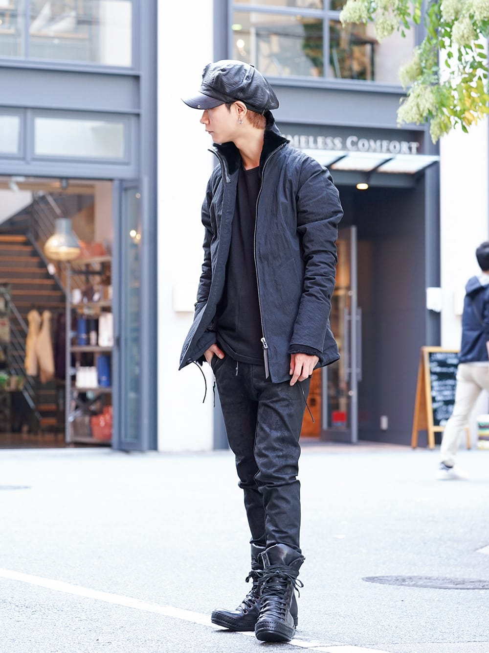 D.Hygen & 11 byBBS 19aw All Black New Styling!! - 4-001