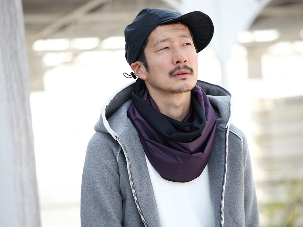 .LOGY kyoto 19AW WJK【 SUPER URAKE PARKA 】STYLING!!! - 2-002