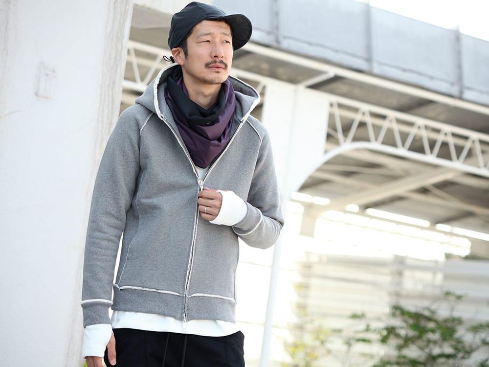 .LOGY kyoto 19AW WJK【 SUPER URAKE PARKA 】STYLING!!! - 2-003