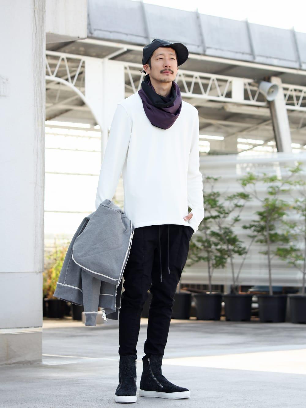.LOGY kyoto 19AW WJK【 SUPER URAKE PARKA 】STYLING!!! - 2-009