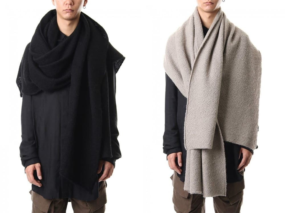 19-20AW Snood and Stole Collection part 2 - 1-001