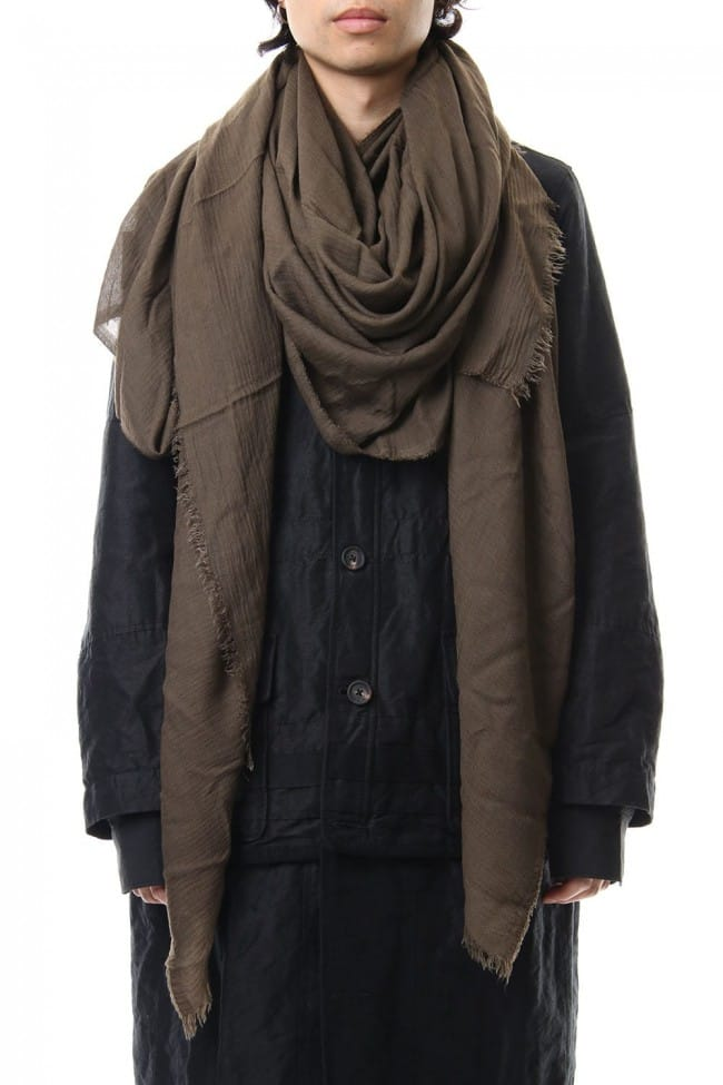 DEVOA Over Sized Hooded Down Coat  Style - 1-001