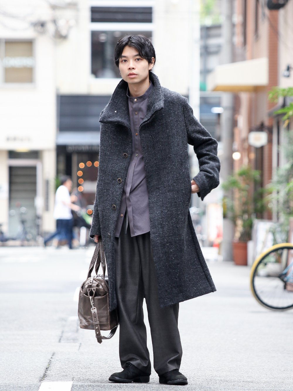 individual sentiments 19-20 AW 4Coat Style - 1-001