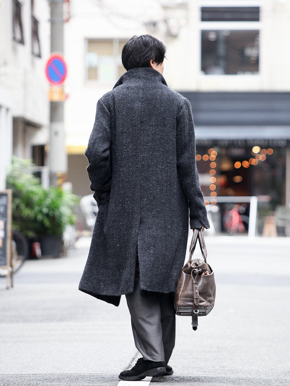 individual sentiments 19-20 AW 4Coat Style - 1-003