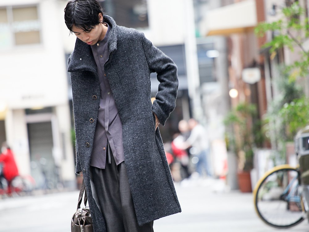 individual sentiments 19-20 AW 4Coat Style - 1-004