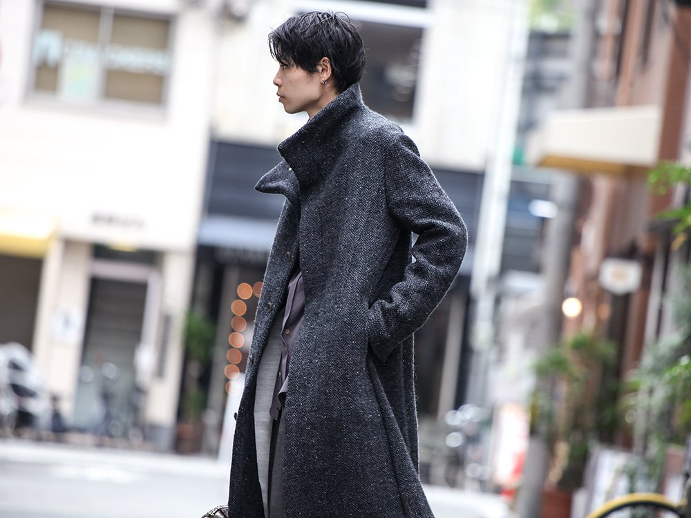 individual sentiments 19-20 AW 4Coat Style - 1-008
