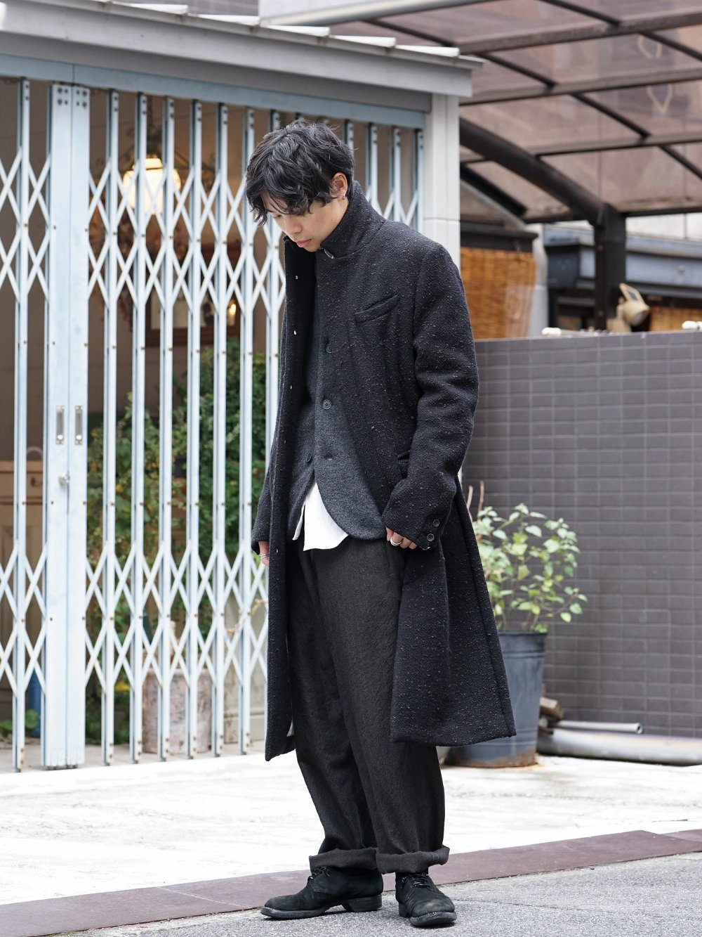 individual sentiments 19-20 AW 4Coat Style - 2-001