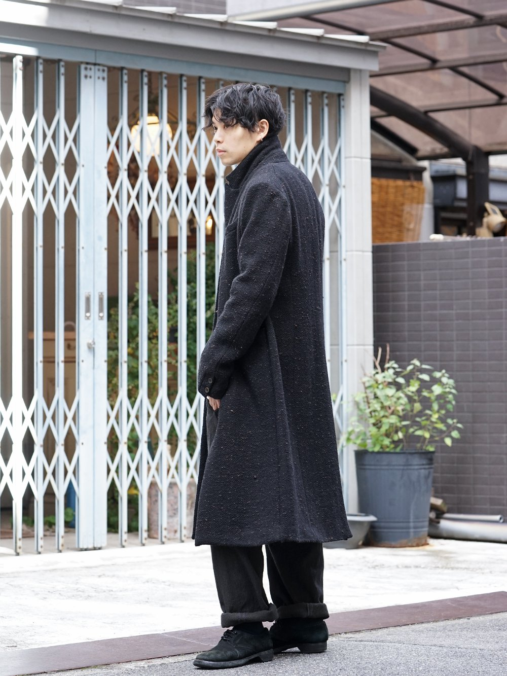 individual sentiments 19-20 AW 4Coat Style - 2-002