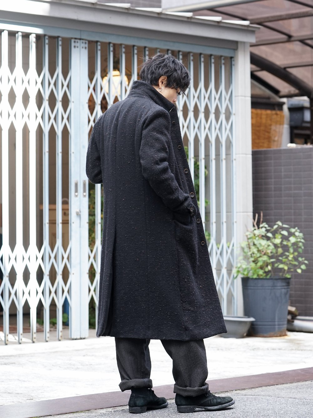 individual sentiments 19-20 AW 4Coat Style - 2-003