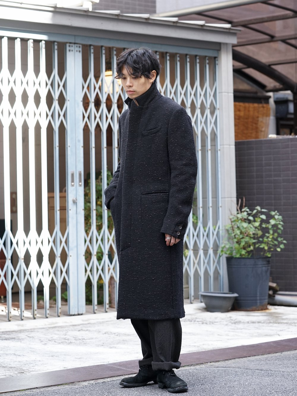 individual sentiments 19-20 AW 4Coat Style - 2-004