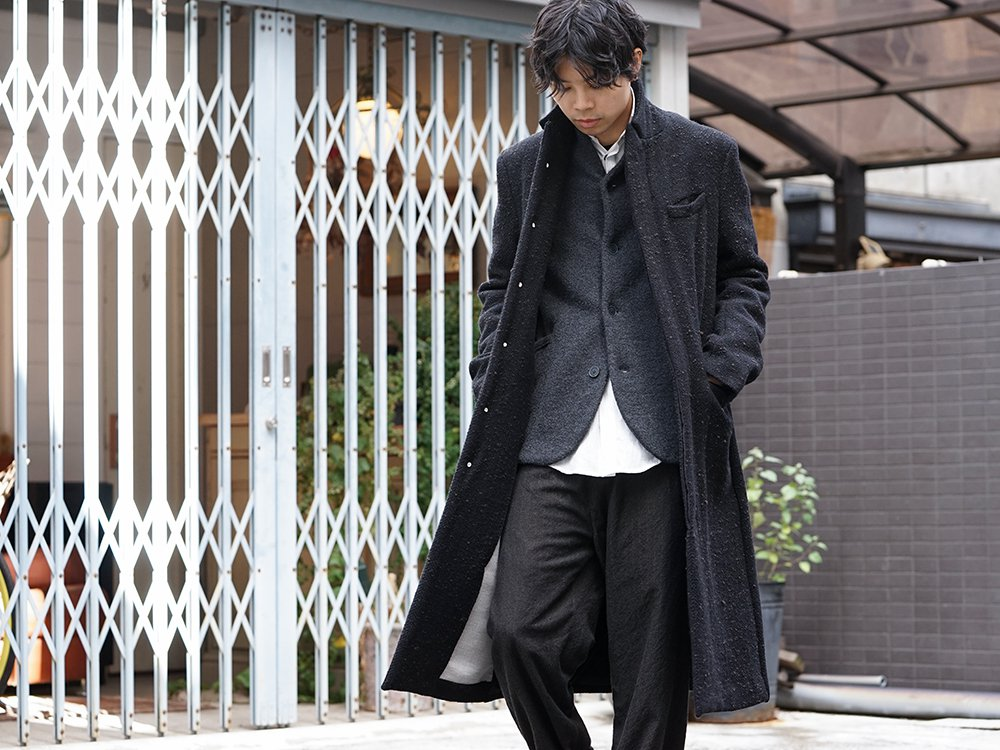 individual sentiments 19-20 AW 4Coat Style - 2-008
